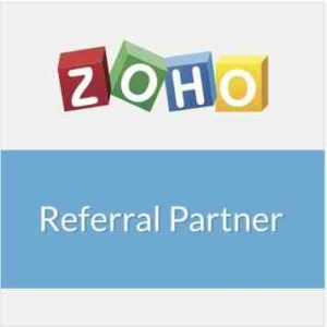Zoho Referral Partner