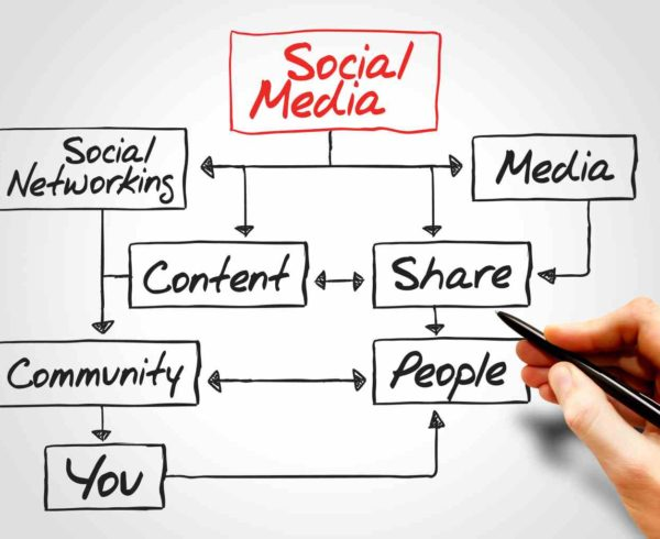 social media management tasks that a Virtual Assistant through Media Motion Online can do